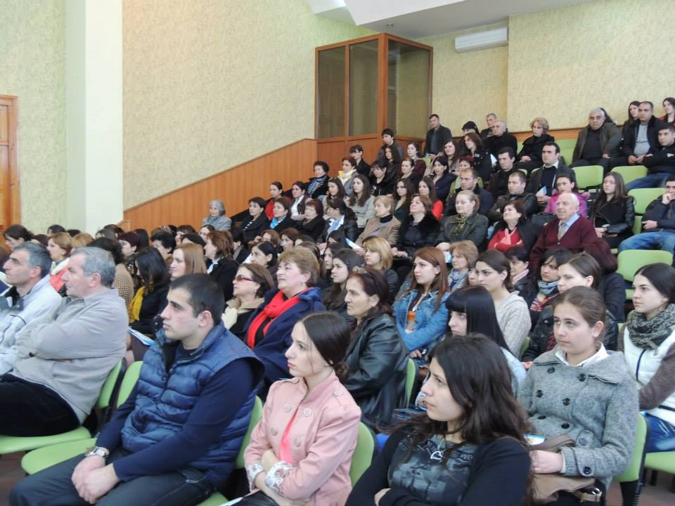 public lecture, ministry of justice, Georgia, IDFI
