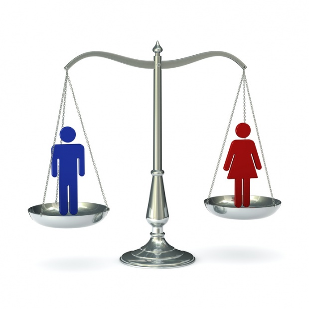 Image result for Images to depict equality of women.